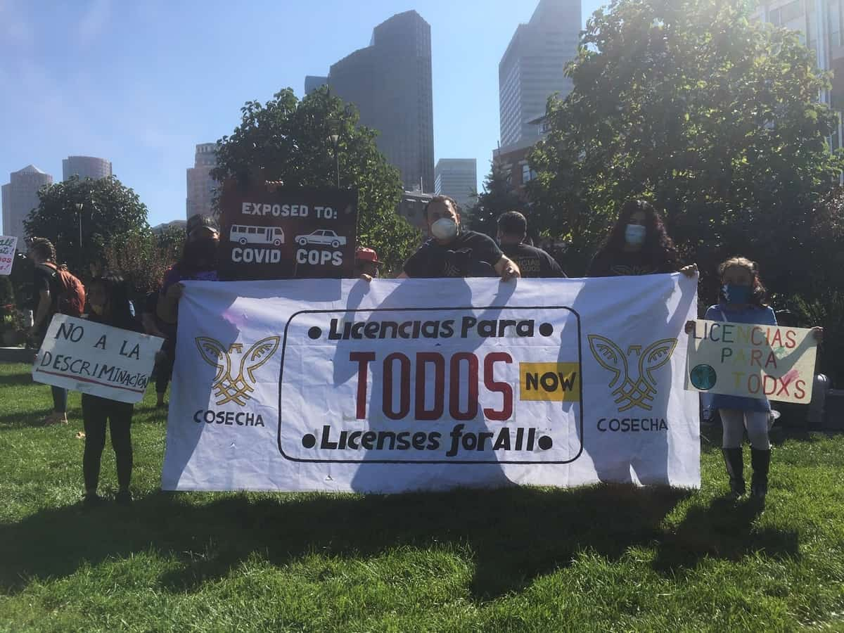 New push for drivers licenses for undocumented workers as COVID-19 cases surge