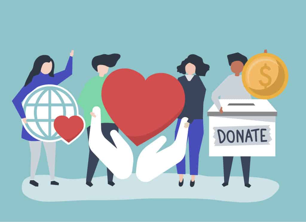 Causes and Organizations to Support Year-Round